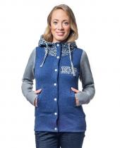 HORSEFEATHERS SARA heather navy