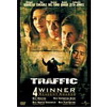 Traffic - nadvláda gangů (FilmX) DVD (Traffic)