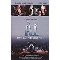 A.I. - Umělá inteligence DVD (A.I. - Artificial Intelligence)