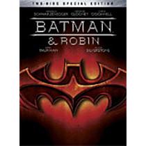 Batman a Robin S.E. (2 DVD)  (Batman & Robin S.E.)