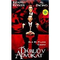 Ďáblův advokát (české titulky) DVD (Devil  s Advocate)