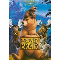 Medvědí bratři DVD (Brother Bear)
