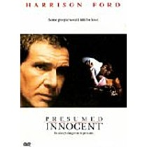 Podezření DVD (Presumed Innocent)