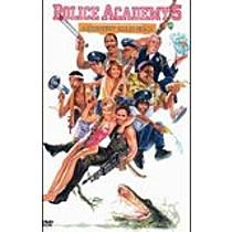 Policejní akademie 5 DVD (Police Academy 5: Assignment Miami Beach)