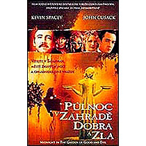 Půlnoc v zahradě dobra a zla DVD (Midnight In The Garden Of Good And Evil)