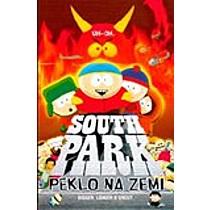 South Park: Peklo na zemi (titulky) DVD (South Park: Bigger, Longer & Uncut)