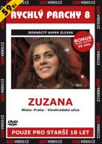 FreeVideo Rychlý prachy 8 DVD