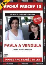 FreeVideo Rychlý prachy 12 DVD