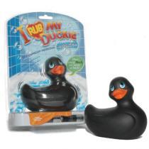 Big Teaze Toys Voděodolná masážní kachnička