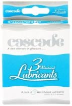 Cascade Lubrikanty CASCADE Cartridge 3 ks