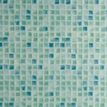 OTTOPAN Plastový obkladový panel vnitřní mozaika zelená