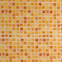 OTTOPAN Plastový obkladový panel vnitřní mozaika pomeranč