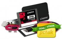 KINGSTON 60GB SSDNow V300 SATA3 kit