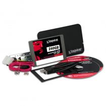 KINGSTON 240GB SSDNow V300 SATA3, , kit
