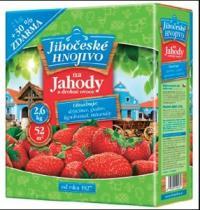 Hoštické hnojivo na jahody a jiné drobné ovoce 2 kg 30%