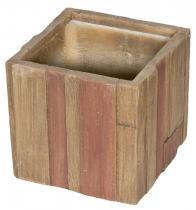 G21 Wood Cube 36x36x34cm