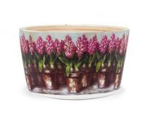 VETRO-PLUS kulatý Hyacint