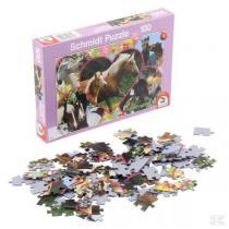 SCHMIDT Puzzle Koně SCHMIDT