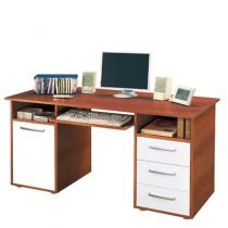 LAMIVEX Stůl na počítač 60194 ořech/