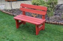 Zahradní nábytek Liška lavice SESTAVA