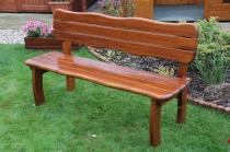 Zahradní nábytek Liška lavice LORIT