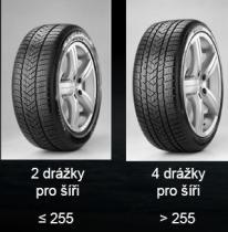 Pirelli SCORPION WINTER 265/50 R20 111H