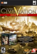 Civilization V Gold Edition (PC)