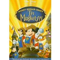 Tři mušketýři (Disney) DVD (Mickey´s The Three Musketeers)