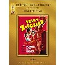 Velký Ziegfeld (Oscarová kolekce 2) DVD (Great Ziegfeld)