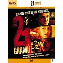 21 gramů (FilmX) DVD (21 grams)