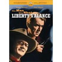 Muž, který zastřelil Liberty Valanceho DVD (Man who shot Liberty Valance)