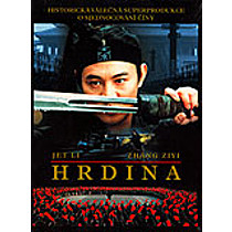 Hrdina DVD (Hero)