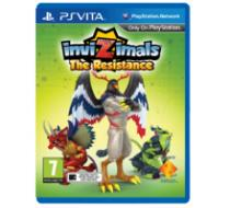 Invizimals: The Resistance (PSV)