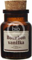 bio nebio Bourbon vanilka mletá kořenka 15g-BIO