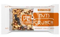Nutrend DeNuts Crunch - pražený lískový oříšek 35 g