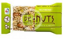 Nutrend DeNuts pistácie+slunečnice 35 g