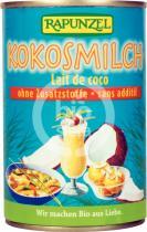 bio nebio Kokosové mléko RAPUNZEL 400ml-BIO