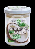 Natures Care CZ Kokosový olej bez vůně 400 ml