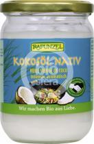 bio nebio Kokosový olej nerafinovaný RAPUNZEL 400g-BIO