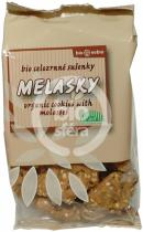 bio nebio Melasky - celozrnné sušenky 130g