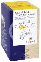 Sonnentor Čepice plná spánku - bylinný porcovaný dvoukomorový 27g