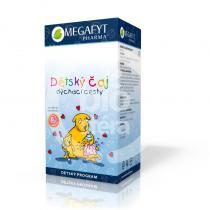 Megafyt Pharma Dětský dýchací cesty 20x2g