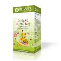 Megafyt Pharma Dětský černý s anýzem 20x1,75g