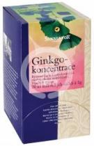 Sonnentor Ginkgo koncentrace porcovaný dárkový 20g