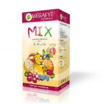 Megafyt Pharma MIX 5 druhů ovocných dětských 20x2g