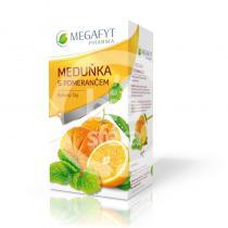 Megafyt Pharma Ovocný Meduňka s pomerančem 20x2g