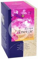 Sonnentor Zázvor - energie porcovaný dárkový 30g (20sáčků)