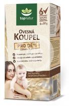 ASP Czech Ovesná koupel pro děti 6 x 25g
