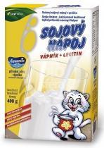 ASP Czech SOJOVÝ NÁPOJ vápník a lecitin 400 g
