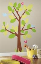 Strom - samolepky na zeď